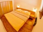 1 izbový apartmán - spálňa