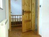 Horna chodba / vstup do izby cislo 3 a na wc