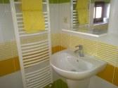 Toalety na izbách