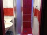 Kúpeľňa so sprchou - prízemie