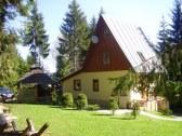 chata pri oravskej priehrade