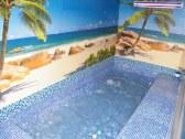Vírivka - masážny bazén