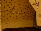lezecká stena v humne