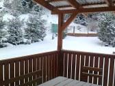 terasa v zime