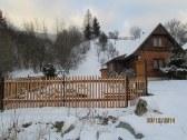 chata Biely Potok 1275 Terchová-zima