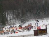 lyžiarské stredisko vo Vrátnej