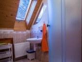 ubytovanie samostatná sprcha