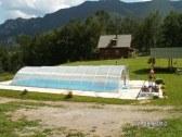 Chaty Mažgút s bazénom - Belá - ZA #18