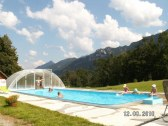 Chaty Mažgút s bazénom - Belá - ZA #19