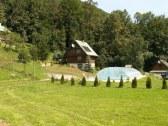 Chaty Mažgút s bazénom - Belá - ZA #20