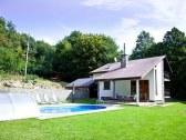 Krásna chata s bazénom na Šírave - Kamenec - Michalovce #21