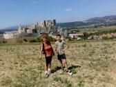 Na pešej túre v okolí hradu