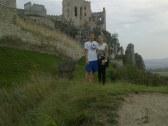Pod hradbami hradu Beckov