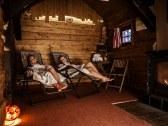 chata Zinka odpičinok a relaxačná hudba