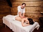 masáž po výlete či lyžovačka padne fajn chata Zink