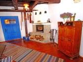 chata tradicna chalupa v tercho horne povazie