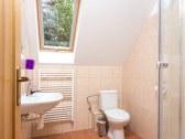 Chalupa WC, kúpelňa