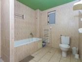 Chata WC, Kúpelňa