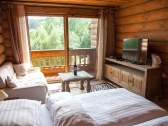 wellness mountain cottage ceder