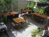 zadná terasa Restaurant VILLA IVICA