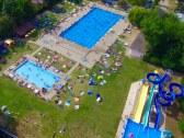 Detský bazé, športový bazén a tobogánový svet