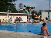 Hydromasáže v športovom bazéne