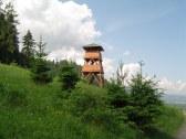 Pavčina Lehota-vyhliadková veža