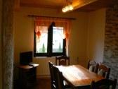 dvojizbový apartmán-jedáleň