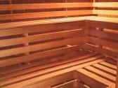 Suchá fínska sauna