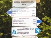 Turistické trasy v okolí hotela