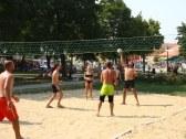 Plážové volejbalové ihrisko