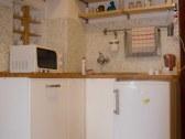 Kuchynka apartmánu