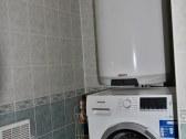 Automatická práčka a bojler
