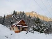 Chata TAŠNIAR - Staré Hory #21