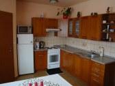 Plne vybavená kuchyňa