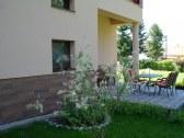 Nádherná časť záhrady