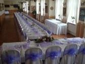 Reštaurácia - svadba