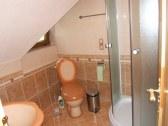 Apartmán A, kúpelňa 2