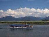 Liptovsá Mara 27 km,vyhliadková plavba