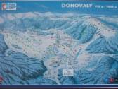 Donovaly 29 km,lyžiarsky areál