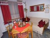 jedáleň apartmán