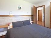 bungalov - spálňa