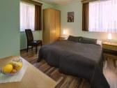 apartmán Garden - spálňa