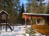 Chata Rusalka na Krpáčove - Dolná Lehota - BR #9