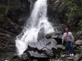 Roháíčský vodopád