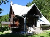 Chata SOVA na Táloch - Bystrá - BR #33