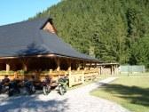 Čutkovská dolina,Koliby - reštaurácie