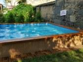 Chata Sebechleby s bazénom - Sebechleby #15
