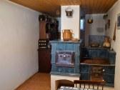 Chata brezovo-Letná Kuchyňa