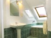 Kúpeľňa - Podkrovie